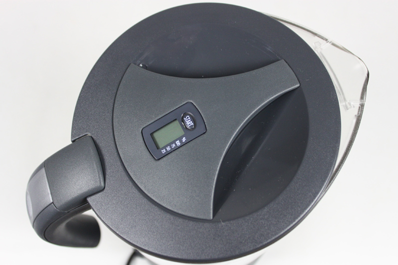brita acclario premium wasserkocher mit integriertem wasserfilter anthrazit abdeckung ablauf. Black Bedroom Furniture Sets. Home Design Ideas