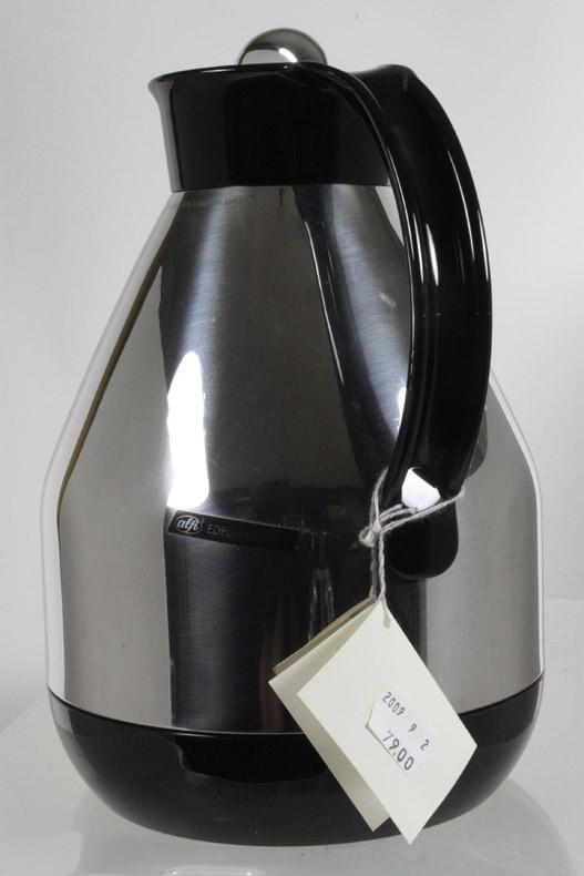 alfi 687 g edelstahl isolierkanne 18 10 tisch thermoskanne 1 6 l neu ebay. Black Bedroom Furniture Sets. Home Design Ideas